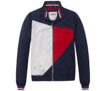 Bomber 'thdm Casual Bomber 20' navy / rot / weiß