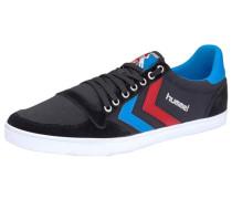 Slimmer Stadil Low Sneakers schwarz