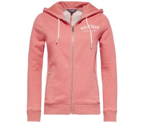Sweatshirt »Madelene Hoodie LS« orange