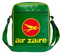 Tasche 'Air Zaire Airways' grün