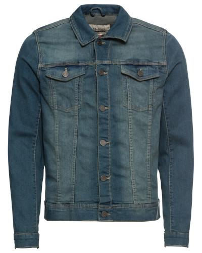 Jacke 'Outerwear' blue denim