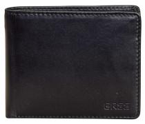 Pocket 109 Geldbörse Leder 115 cm schwarz