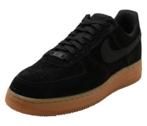 Sneaker Low 'Air force 1 '07 lv8' schwarz