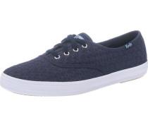 'Champion Mini Daisy Crochet' Sneakers blau