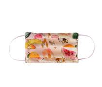Stoffmaske 'cover UP' pink / mischfarben