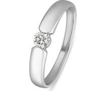 Diamonds Damen-Damenring 1 Diamant ' '