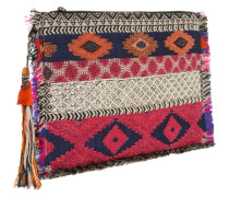 Clutch 'Hippie Time' mischfarben