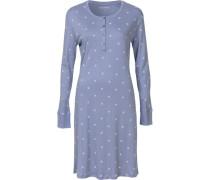 Nachthemd hellblau