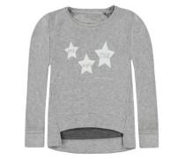 Sweatshirt langärmlig grau