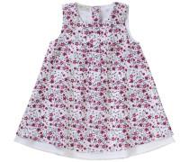 Kinder Kleid 'nitvalaia' rosa / kirschrot / weiß
