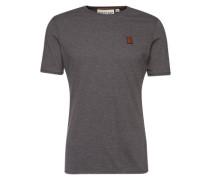 T-Shirt 'Italienischer Hengst VI' dunkelgrau