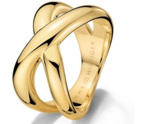 Fingerring 'Classic Signature' gold