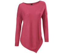 U-Boot-Pullover pink
