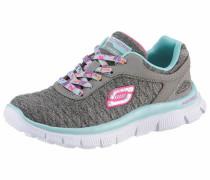 -Sneaker türkis / grau / mischfarben / pink
