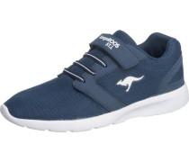 Nihu EV Sneakers blau / weiß