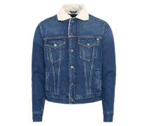 Jeansjacke 'Pinner Dlx' blue denim