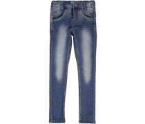 Leggings nitsus Denim- blau