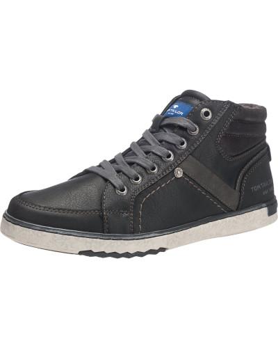 Extrem Verkauf Online Tom Tailor Herren Sneakers schwarz Auslass