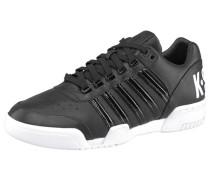 Sneaker 'Gstaad Big Logo' schwarz