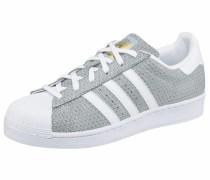 Sneaker Superstar grau