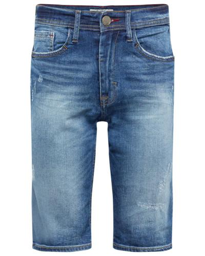 Jeans 'Denim Shorts Twister Slim' blue denim