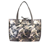 Tote Bag 'Bobbi Inside Out' grau