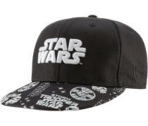 Star Wars Cap schwarz