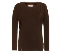 Sweatshirt 'Heimdahl IV' braun