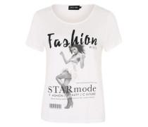 T-Shirt 'ONLMagasin' grau
