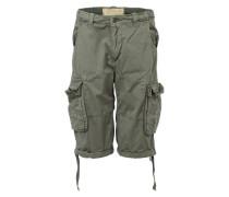Shorts 'Jet' grün
