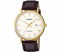 Collection Quarzuhr 'mth-1060Gl-7Aer' braun / gold