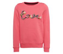 Sweatshirt 'Norabel' pink