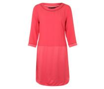 Blusenkleid 'Dariane' orange / rot