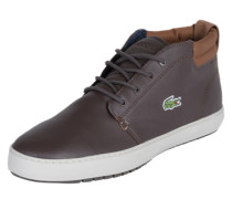 High Sneaker 'Ampthill Terra' braun / ocker