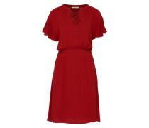 Kleid 'Caruso' rubinrot