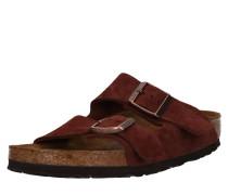 Sandalen 'Arizona Sfb' bordeaux