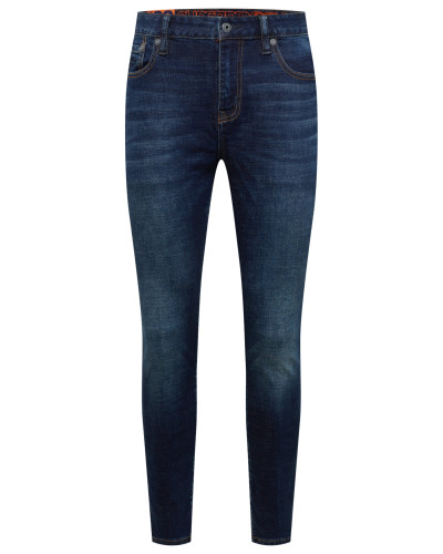 Jeans 'travis Skinny' blue denim