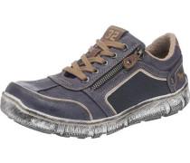 Sneakers camel / grau / graphit