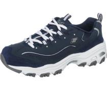 D'Lites Me Time Sneakers blau / weiß