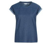 T-Shirt 'Dagrun' blau