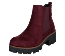 Chelsea Boot 'Sauro' burgunder