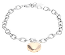 Armband 'Shades of Love Esbr91496B180' gold / silber