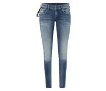 'Luz' Skinny Jeans blau