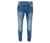 Jeans 'skinny Intns Blu' blau