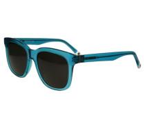 Sonnenbrille Blau Grs2002-Bl-3 türkis / cyanblau / schwarz