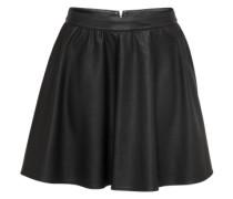 Rock 'onlPHOEBE Skater Skirt' schwarz