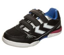 'Root Velcro' Handballschuh schwarz / weiß
