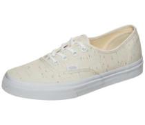 Authentic Speckle Jersey Sneaker beige