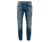 Jeans 'zinc Dusted' blue denim