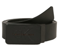 Gürtel 'ckj Re-Issue Plaque Belt'